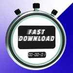 Image fast downloading