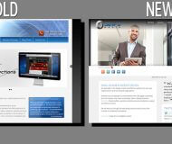 Silver 6 Media Website Redesign