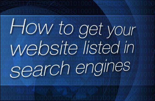 How-to-get-website-listed