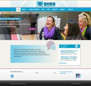 BHRN Web Development