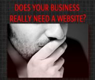Does your website really need a website