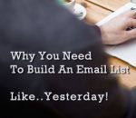 Why-need-an-email-list