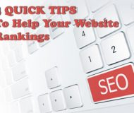 Help Your Website – 4 Quick SEO tips.