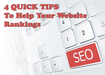 Website Rankings Tips SEO