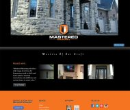 New website - Mastered Masonry