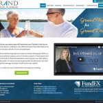 Redesigned Website – Grand Financial Planning – Brantford