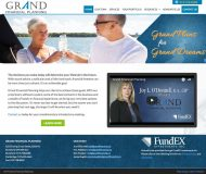 Brantford Web Design Grand Financial