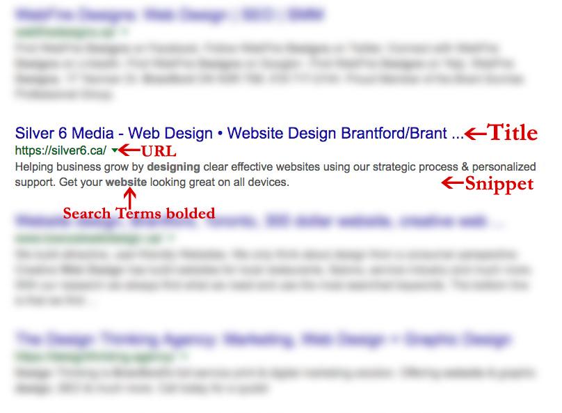 Web-Design-Google-Search-Results