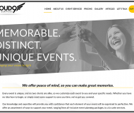Website Design Cloud 9 Events